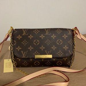 Handbags - Shoulder Bag Brown PM